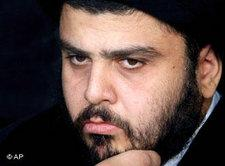Muktada as-Sadr; Foto: AP