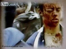 Filmausschnitt des Anti-Islam-Films Fitna; Foto: dpa