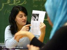 Islamischer Religionsunterricht in Nordrhein-Westfalen; Foto: dpa