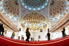 Merkez-Moschee in Duisburg; Foto: dpa