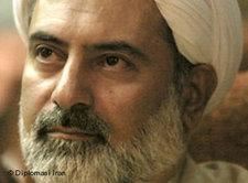 Dr. Mohsen Kadivar, iranischer Theologe, Quelle: Diplomasi Iran/DW