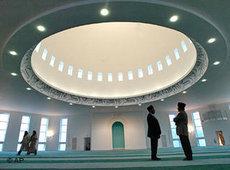 Baitul Futuh-Moschee; Foto: AP