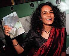 Arundhati Roy; Foto: AP
