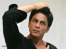 Bollywood-Star Shah Rukh Khan; Foto: AP