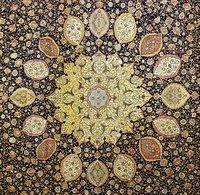 Teppich von Shah Tahmasp