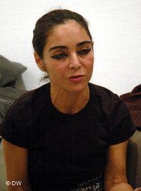 Shirin Neshat; Foto: DW