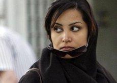 Iranerin in Teheran; Foto: AP
