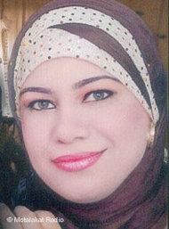 Mahasin Saber; Foto: &copy Mutalakat Radio