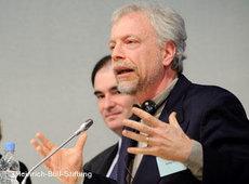 Nathan Brown, Politikwissenschaftler aus Washington; Foto: &copy Heinrich-Böll-Stiftung