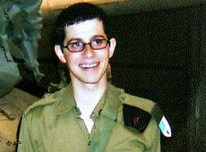 Gilad Shalit; Foto: AP