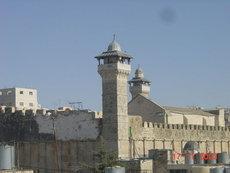 Abraham-Moschee in Hebrun, Foto: Wiki