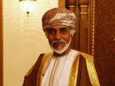 Sultan Qabus; Foto: dpa