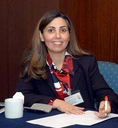 Rola Dashti; Foto: &copy Kuwait Economic Society