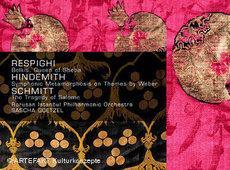 CD-Cover des Debüt-Albums des Borusan Istanbul Philharmonic Orchestra; Foto: &copy artefakt-berlin.de/DW