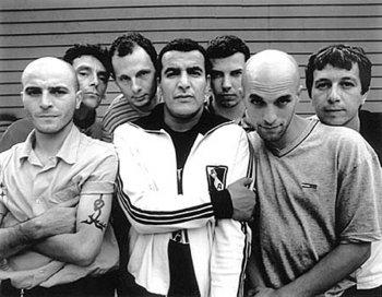 Bandmitglieder Zebdas; Foto: privat