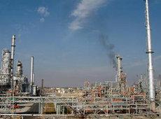 Erdölindustrieanlage in Abadan; Foto: DW