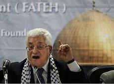 Palästinenserpräsident Mahmud Abbas; Foto: AP