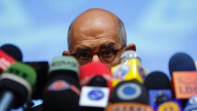 Mohamed El Baradei; Foto: AP