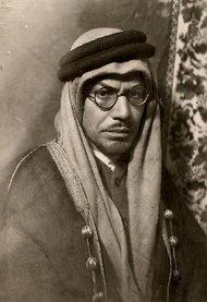 Leopold Weiss alias Muhammad Asad historisches Bild; Foto: Patmos Verlag