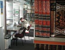 Bücherei der IUR; Foto: Jan Felix Engelhardt