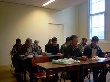 Studenten der IUR; Foto: Jan Felix Engelhardt