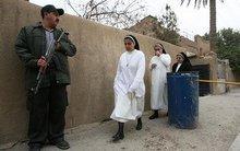 Christliche Nonnen im Irak; Foto: AP