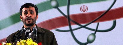 Iranischer Präsident Mahmud Ahmedinejad; Foto: AP