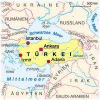 Türkeikarte;Foto: www.kooperation-international.de