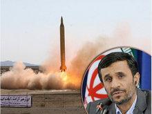 Symbolbild Ahmedinejad und die iranische Atombombe; Foto: DW
