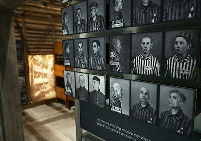 Holocaust-Ausstellung in Berlin; Foto: AP