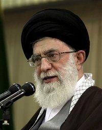 Ayatollah Ali Khamene'i; Foto: AP