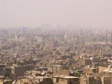 Stadtansicht von Kairo; Foto: Wikipedia Commons