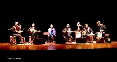 Dastan-Ensemble; Foto: M. Kalhor