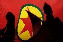 PKK Fahne; Foto: AP