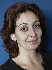Nadya Khalife; Foto: Human Rights Watch