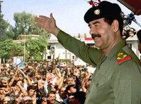 Saddam Hussein; Foto: dpa
