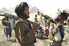 Talibankämpfer; Foto: dpa