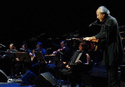 Johannes-Evangelium-Konzert in Damaskus; Foto: Suleman Taufiq