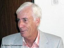 Moshe Zimmermann; Foto: privat