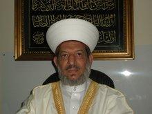 Hisham Khalifa, Imam der Al-Auzai-Moschee; Foto: Mona Naggar