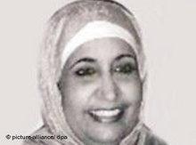 Nur Fayez, stellvertretende Ministerin für Mädchenbildung in Saudi-Arabien; Foto: dpa
