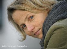 Sandra Petersmann; Foto: DW