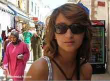 Zineb El Ghazaoui; Foto: DW