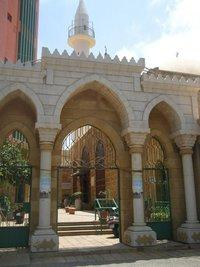 Auzai-Moschee im Süden Beiruts; Foto: Mona Naggar