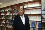 Khalil Shikaki; Foto: Muhannad Adam