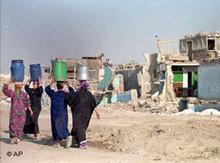 Slum in Kairo; Foto: AP
