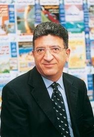 Najib Saab; Foto: http:www.mectat.com
