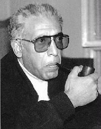 Abdalrachman Munif; Foto: Wikipedia