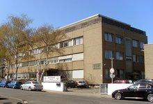 Ahmadiyya-Zentrale in Frankfurt; Foto: Wikipedia