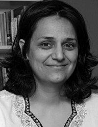 Deutsch-türkische Schriftstellerin Hilal Sezgin; Foto: Ilona Habben